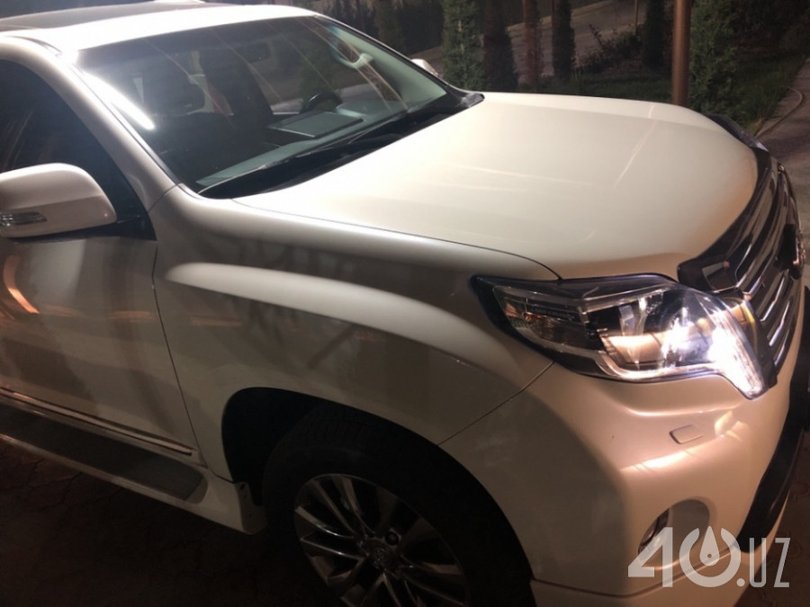 Toyota Land Cruiser Prado 150 Series Рестайлинг 1