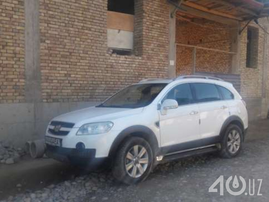 Chevrolet Uz Captiva I