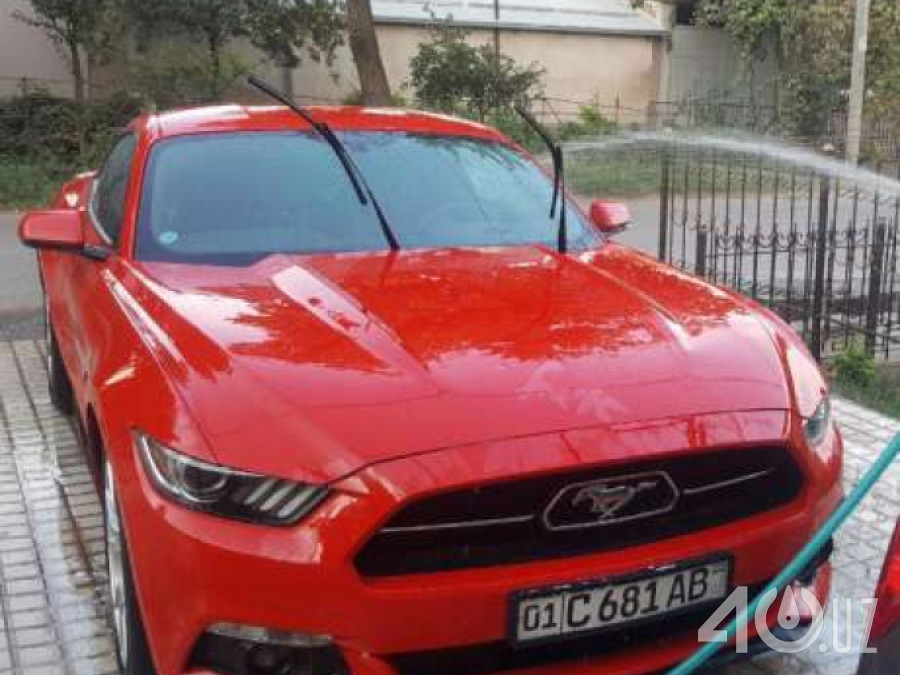 Ford Mustang VI