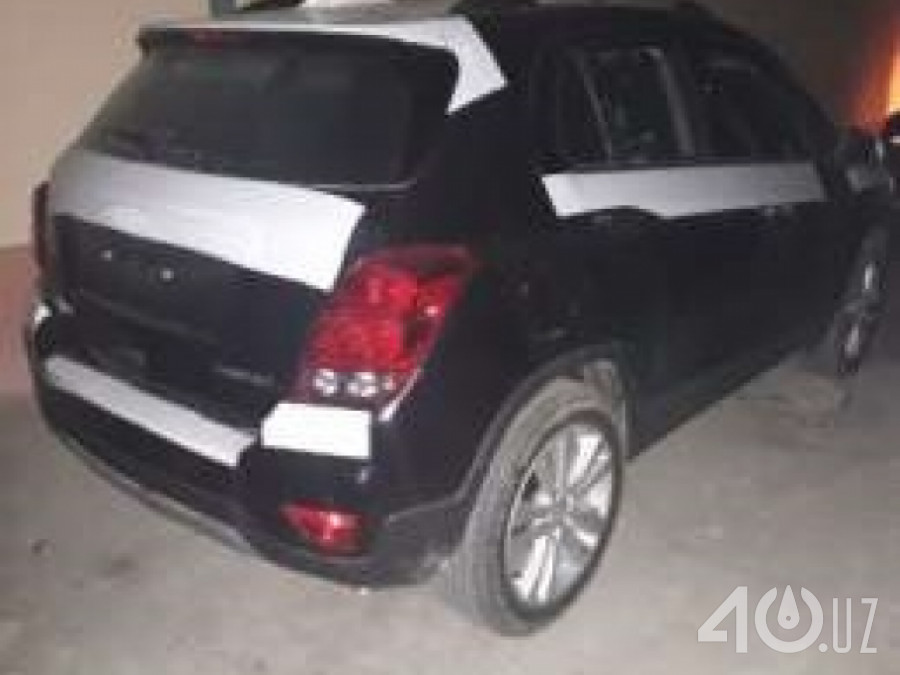 Chevrolet Uz Tracker I
