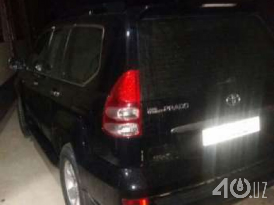 Toyota Land Cruiser Prado 120 Series