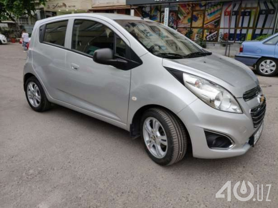 Chevrolet Uz Spark I