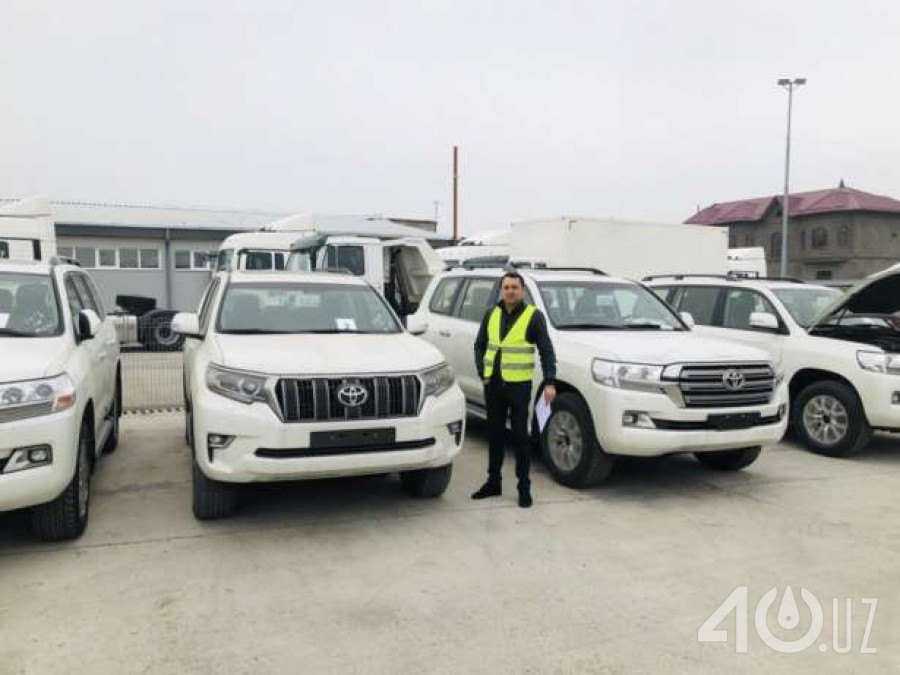 Toyota Land Cruiser Prado 150 Series Рестайлинг 2
