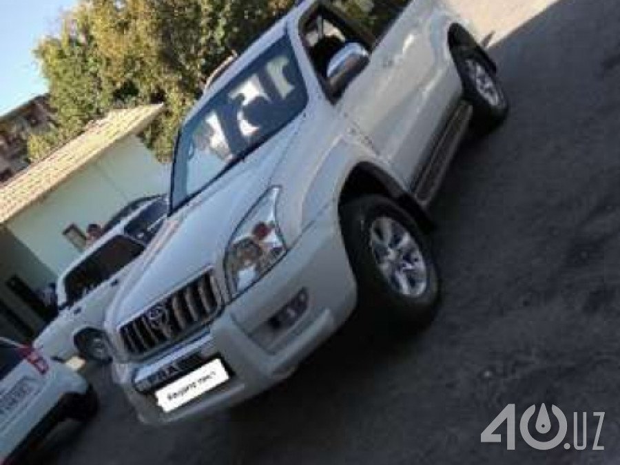 Toyota Land Cruiser Prado 120 Series Рестайлинг